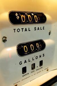 Dystrybutor do benzyny w USA