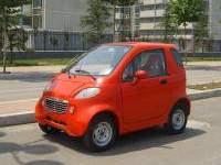 Volt+ - samochód elektryczny dla 2 osób