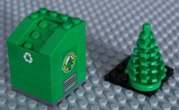 LEGO chce zmienić plastik, z którego robi klocki