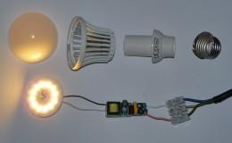 Żarówki LED, czyli najsprawniejsze elektryczne źródła światła