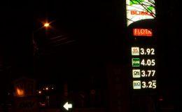 Biodiesel ze stacji Bliska