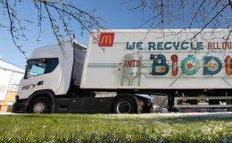 McDonald's, olej z frytek i biodiesel