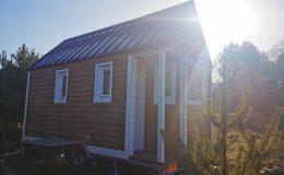Tiny house, czyli skrzyżowanie domku z przyczepą kempingową
