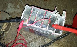Akumulatory kwasowo-ołowiowe